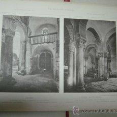 Fotografía antigua: FOTOGRAFIA OVIEDO SAN MIGUEL DE LINO Y SANTANDER LEBEÑA AÑOS 20. Lote 11465744