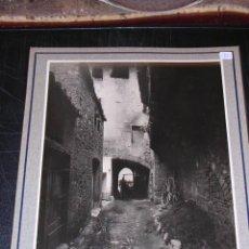 Fotografía antigua: BREDA CALLE 1914.CLX.10035.TAMPON ARXIU MAS-25X20 CM.VER FOTOGRAFIA.. Lote 14184759