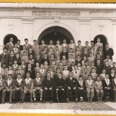 Fotografía antigua: COLEGIO LA CONCEPCION (FRANCISCANOS) ONTENIENTE CURSO 1952 - 1953. Lote 25162652