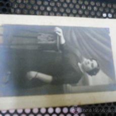 Fotografía antigua: 4 FOTOSGRAFIAS ANTIGUAS ORIGINALES. Lote 19207529