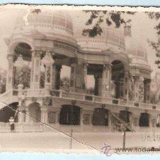 Fotografía antigua: ANTIGUA FERIA DE MUESTRAS DE VALENCIA. . Lote 18378218