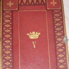 Fotografía antigua: ALBUM DESPLEGABLE DE 1901 - NUEVE FOTOGRAFÍAS DE MUJER DE LA NOBLEZA O MARQUESA. Lote 16709949