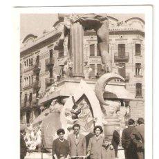 Fotografía antigua: FALLA DE VALENCIA. 10 X 7 CMS.. Lote 25350814