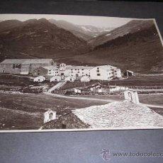 Fotografía antigua: FOTOGRAFIA SANTUARIO DE NURIA AÑOS 30-24X18 CM.. Lote 17781190