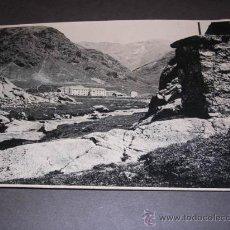 Fotografía antigua: FOTOGRAFIA,SANTUARIO DE NURIA, AÑOS 30 ,-24X18 CM.. Lote 17781236