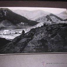 Fotografía antigua: FOTOGRAFIA SANTUARIO DE NURIA, AÑOS 30,-24X18 CM.. Lote 17781257