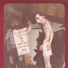 Fotografía antigua: VALENCIA. 2º PREMIO FALLAS 1980. NINOT. Lote 25456923
