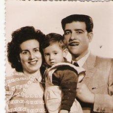 Fotografía antigua: FAMILIA - 13.50 X 8.5 CM. Lote 18988957