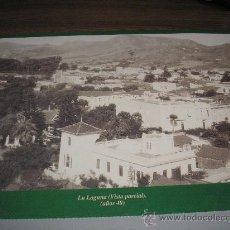 Fotografía antigua: LA LAGUNA (VISTA PARCIAL) AÑOS 40. 33,50 X 23 CM.. Lote 25698307