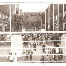 Fotografía antigua: BRUSELAS. EXPOSICION INTERNACIONAL AÑO 1957. Lote 20327326