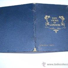 350 VIEWS OF LONDON. 350 FOTOGRAFIAS DE LA CIUDAD DE LONDRES (HACIA 1900) SMITH & SONS.22X29