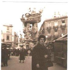 Fotografía antigua: VALENCIA. 1ER PREMIO FALLAS 1964. CONVENTO JERUSALEN. Lote 25456935