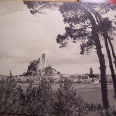Fotografía antigua: ALMANSA - FOTOGRAFÍA GRAN FORMATO 82 X 120 CM. - SOPORTE MADERA. Lote 23172187