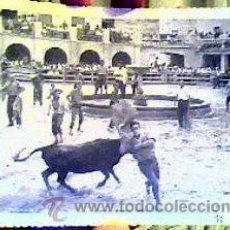 Fotografía antigua: ESCENA TAURINA.1962.BEUNZA LABORATORIO FOTOGRÁFICO.18X13 CMS. Lote 23226527