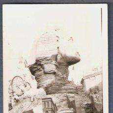 Fotografía antigua: VALENCIA. FALLA CONVENTO JERUSALEN AÑO 1966. Lote 26638491