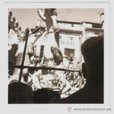 Fotografía antigua: VALENCIA. FALLA PLAZA DEL COLLADO. DETALLE. Lote 25811871
