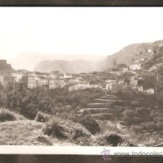 Fotografía antigua: CHULILLA. DICBRE 1967. Lote 24439603