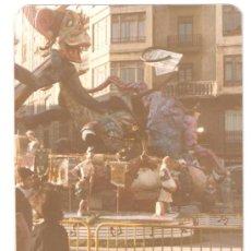 Fotografía antigua: VALENCIA. FALLA AÑO 1981. Lote 25994011