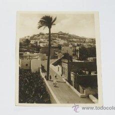 Fotografía antigua: FOTOGRAFIA SAN ROQUE LAS PALMAS MIDE 9X7 . Lote 24710494