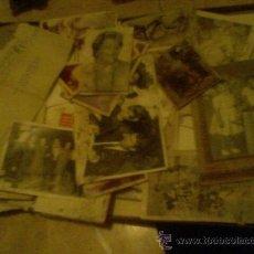 Fotografía antigua: LOTE FOTOS FAMILIA CONSUELO CAMPOS CAMPOS DE ALICANTE RAMON CAMPOS Y BELLEAS HOGUERAS. Lote 26999906