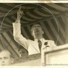 Fotografía antigua - 1937 Fotografia original del Maestro de Democracia MARCELINO DOMINGO TOMADA GUERRA CIVIL ESPAÑOLA - 25589025