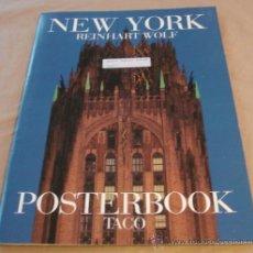 Fotografía antigua: NEW YORK, REINHART WOLF, - 6 REPRODUCCIONES FOTOGRÁFICAS. TAMAÑO 30.5 X 43 CMS. Lote 25799718