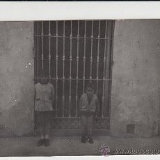 Fotografía antigua: ANTIGUA FOTOGRAFIA CHIVA EL CALLEJÓN 10 OCTUBRE 1968. Lote 26176220
