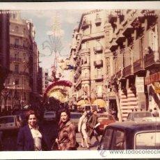 Fotografía antigua: VALENCIA. FALLA 1ER PREMIO AÑO 1961. CONVENTO JERUSALEN. TORNEJOS DE SUPERACIÓ.. Lote 26275328