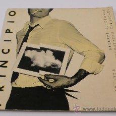 Fotografía antigua: PRINCIPIO. CATÁLOGO 9 FOTÓGRAFOS ESPAÑOLES: JOAN FONTCUBERTA, RIGOL, FORMIGUERA, ETC. AÑO 1976.. Lote 26407099