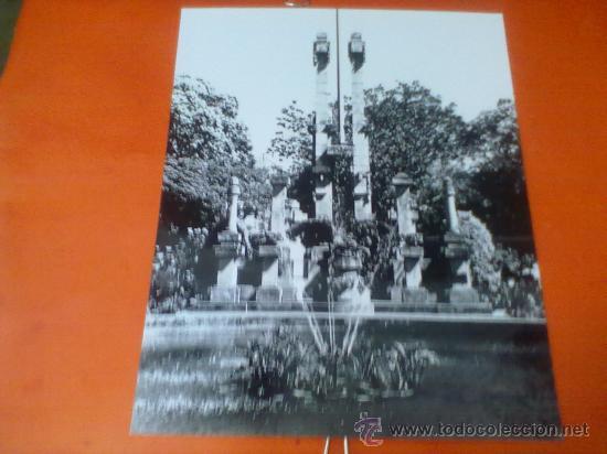 ANTIGUA FOTOGRAFIA LAREDO. BLANCO Y NEGRO. 24 X 30 CM. ORIGINAL (Fotografía - Artística)