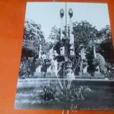 Fotografía antigua: ANTIGUA FOTOGRAFIA LAREDO. BLANCO Y NEGRO. 24 X 30 CM. ORIGINAL . Lote 28226102