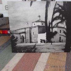 Fotografía antigua: FOTOGRAFIA DE LA RABIDA DE HUELVA EN GRANDES DIMENCIONES. Lote 28907893