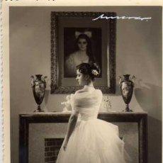 Fotografía antigua: ANTIGUA FOTOGRAFIA - MADRID - MEDIDAS 16 X 11 CM.. Lote 29441799