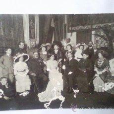 Fotografía antigua: FOTOGRAFIA ANTIGUA , FOTO FAMILIAR ,- ENRIQUE CASTELLA. Lote 29679181