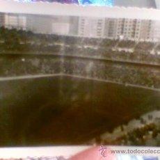 Alte Fotografie - Foto fotografia años 50 Estadio Futbol posiblemente Real Madrid Bernabeu - 30382744