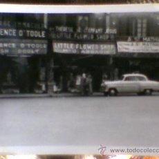 Fotografía antigua: FOTO FOTOGRAFIA COCHE CLASICO . Lote 30395368