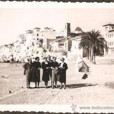 Fotografía antigua: BENIDORM ANTES DEL TURISMO. Lote 30500426