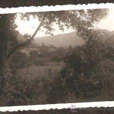 Fotografía antigua: FIGARÓ. VISTA DE SANTA EUGENIA. ANY 1954. Lote 30734509