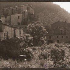 Fotografía antigua: VACARISSES. ANY 1958. Lote 30754016