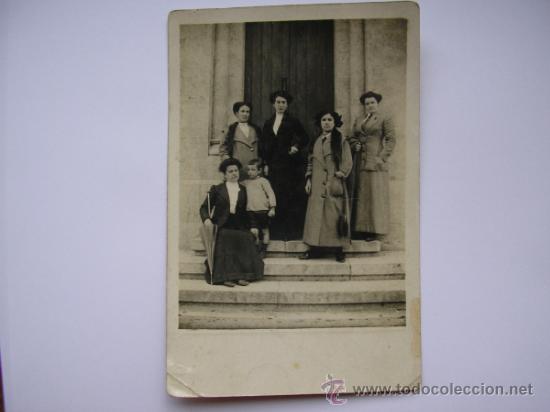 FOTOGRAFÍA ANTIGUA,PRINCIPIOS SIGLO XX. COVADONGA(ASTURIAS) (Fotografía - Artística)
