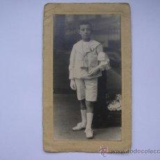 Fotografía antigua: FOTOGRAFÍA ANTIGUA,PRINCIPIOS SIGLO XX,RAMÓN GARCÍA DUARTE,OVIEDO(ASTURIAS). Lote 30905111