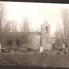 Fotografía antigua: ERMITA DE BELLVITGE. ANY 1964. Lote 30824159