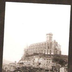 Fotografía antigua: MANRESA. LA SEU. ANY 1962. Lote 30862613