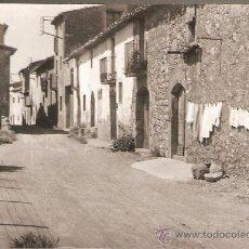 Fotografía antigua: VACARISSES. LA BARCELONETA. ANY 1958. Lote 30896787