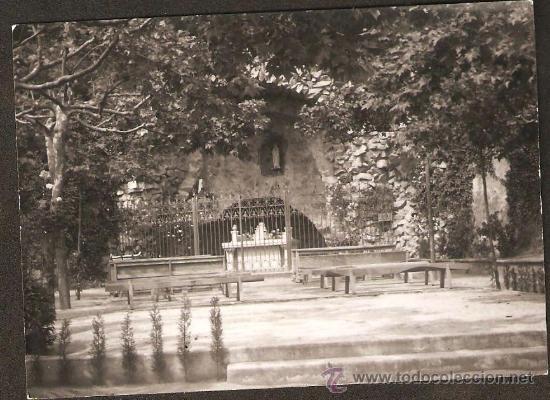 ARENYS DE MAR. LOURDES. ANY 1959 (Fotografía - Artística)