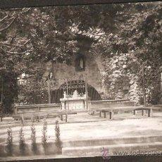Fotografía antigua: ARENYS DE MAR. LOURDES. ANY 1959. Lote 31038567