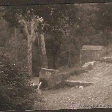 Fotografía antigua: SANT FELIU DE CODINES. FONT D´EN BILLÁ. ANY 1954. Lote 31075880