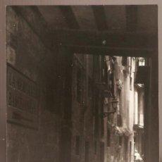 Fotografía antigua: BARCELONA. CARRER GIRITÍ. ANY 1962. Lote 31143940
