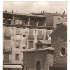 Fotografía antigua: MANRESA. PLAÇA DE SANT IGNASI. ANY 1964. Lote 31281960