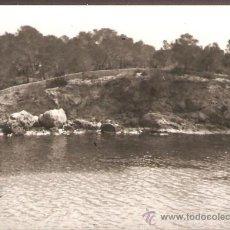Fotografía antigua: MALLORCA. CALA ARCS. AÑO 1961. Lote 31327435